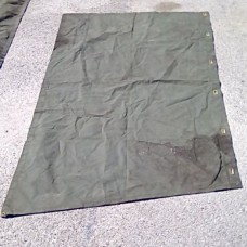 CANVAS COVER WINDSCREEN LH IMMLC