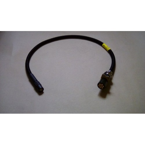 CABLE ASSY TELEPHONE / MICROPHONE  LEMO LARGE