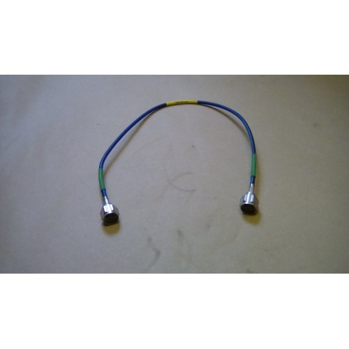 RF CABLE ASYS N TYPE / N TYPE (GREEN)  580MM
