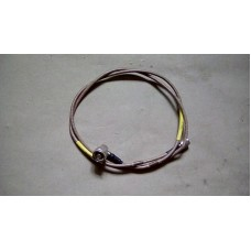 BOWMAN RF COAX CABLE N TYPE TO TNC 2MTR LG