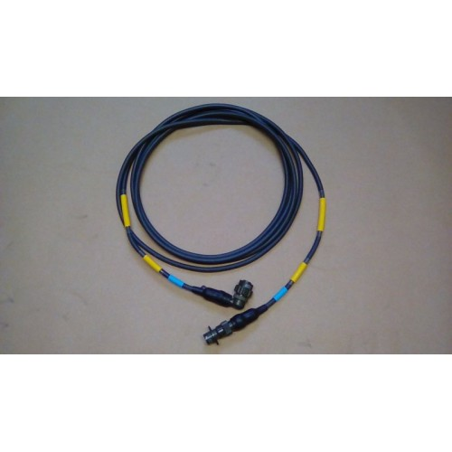 BOWMAN 7 WAY RCU CABLE 4MTR (BLUE)