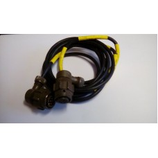 CLANSMAN CABLE ASSY AUDIO/POWER 7 M / 7 F 1000MM LONG