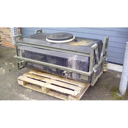 SANKEY TRAILER WATER BOWSER ASSEMBLY