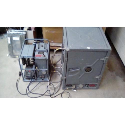 CLANSMAN DEHUMIDIFIER DESICCANT ELECTRIC NO2 MK1