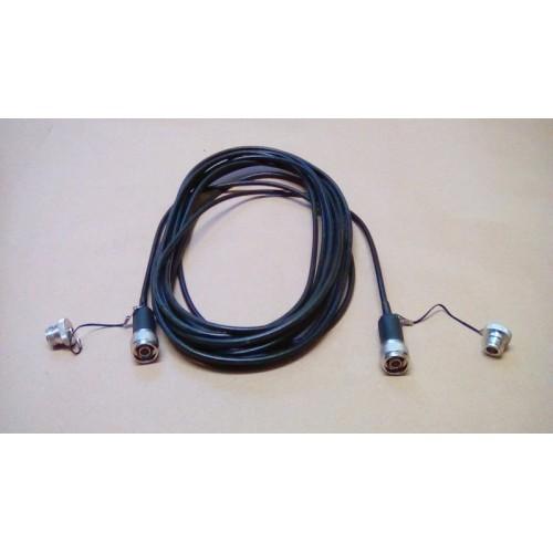 BOWMAN 5.4MTR MAST COAX CABLE 8M