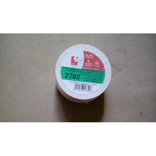 TAPE (ROLL) PRESSURE SENSITIVE 33M LG