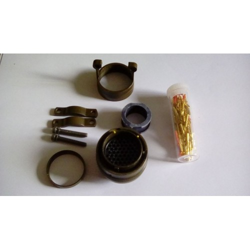 COMMS SOCKET MULTI PIN MALE