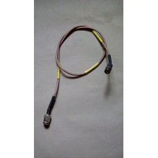 BOWMAN RADIO RF CABLE BNC / N TYPE MALE BRAD-006/X