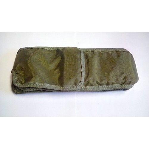 US MIL RADIO  POUCH OLIVE NYLON AN/PRC127