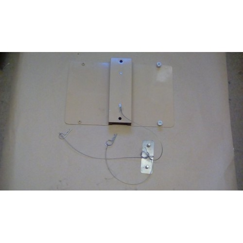 SPEAKER MOUNTING PLATE / CLAMP WAVES APF-15