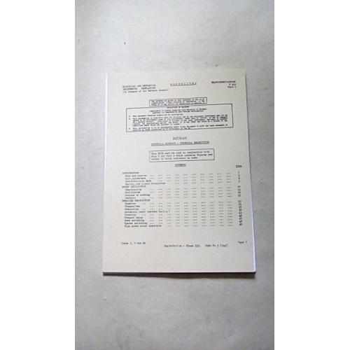 EMER STATION RADIO UK PRC316 F202 PART 1