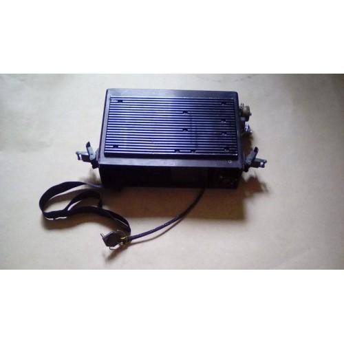BOWMAN HARRIS FALCON II AN/PRC  BATTERY ELIMINATOR BOX POWER SUPPLY ADAPTOR
