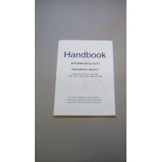 USER HANDBOOK INTERMEDIATE DUTY PNEUMATIC MASTS RACAL