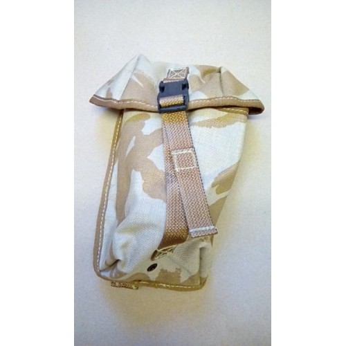 GENUINE ISSUE IRR DESERT DPM, MOLLE POUCH UTILITY SMALL