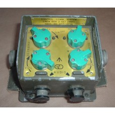 CONTROL COMM SYSTEM CREW BOX 2 ANR