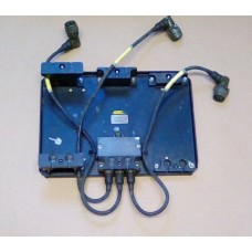 RACAL YEOMAN MANPACK BATTERY CHARGER / TRAY 3 UNIT