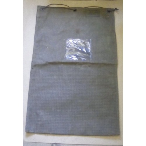 SHELTER JOINT BAG HEAVY DUTY CANVAS
