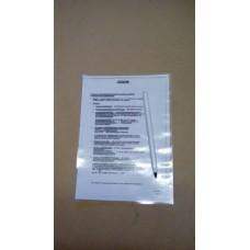 RACAL MATEL 2C800 / 2C806 OPERATORS INST CARD