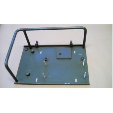 BOWMAN INTERFACE, FILTER MOUNTING PLATE ASSY