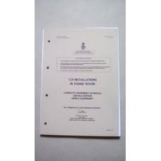 CLANSMAN C3I INSTALLATION IN RANGE ROVER MANUAL