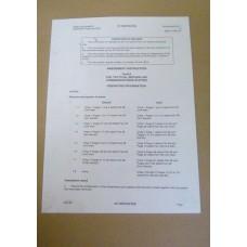 TacGA PRC346 OPERATING INSTRUCTIONS AMENDMENT No1