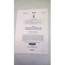 UK / PRC346 TACGA RADIO MANUAL FAILURE DIAGNOSIS