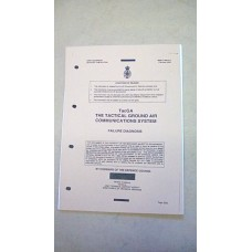 UK / PRC346 TACGA RADIO MANUAL FAILURE DIAGNOSIS