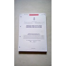 OPERATING INFORMATION MANUAL PTARMIGAN, SWITCH AND CONTROL INSTALLATION