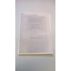 USER HANDBOOK PRC351 AND PRC352