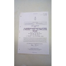 USER HANDBOOK CLANSMAN INSTALLATION PRC320,PRC351/2,VRC353Z