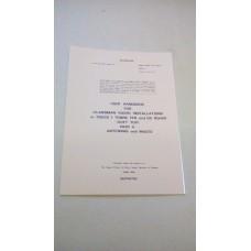 CLANSMAN USER HANDBOOK ANTENNAS/MAST IN 101 FC