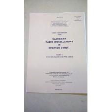 USER HANDBOOK CLANSMAN INSTALLATION IN SPARTAN CVRT