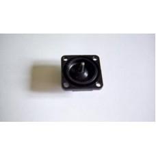 CLANSMAN UK/PRC349 ANTENNA BASE SOCKET MOULDED LATE SPEC
