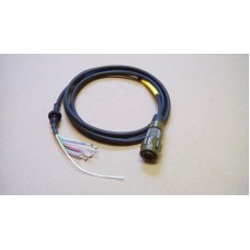 CLANSMAN HAND SET CABLE AND PLUG ASSY