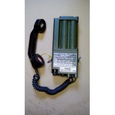 RACAL FIELD TELEPHONE ASSY UK PTC404