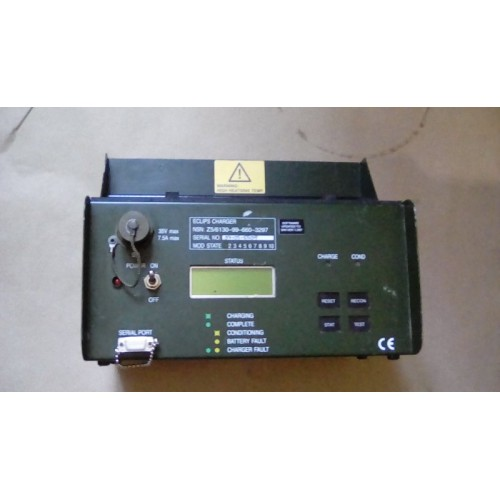 CLANSMAN ECLIPSE BATTERY CHARGER ASSY