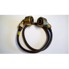 CLANSMAN 2 PIN HARNESS POWER CABLE 60CM LG