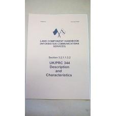 LAND COMPONENT HANDBOOK CLANSMAN UK/PRC344 D&C