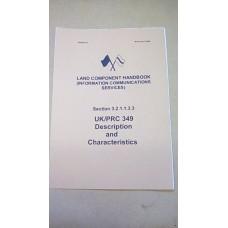 LAND COMPONENT HANDBOOK CLANSMAN UK/PRC349