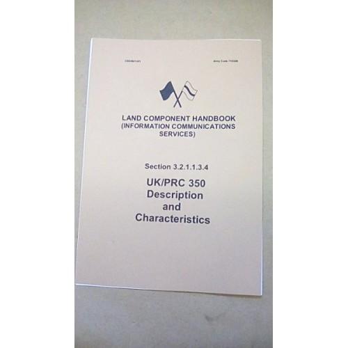 LAND COMPONENT HANDBOOK CLANSMAN UK/PRC350 D&C
