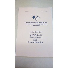 LAND COMPONENT HANDBOOK CLANSMAN UK/VRC321 D&C