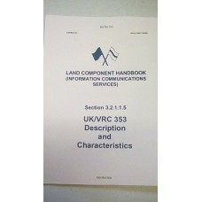 LAND COMPONENT HANDBOOK CLANSMAN UK/VRC353 D&C