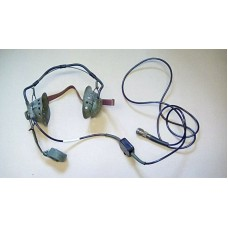 CLANSMAN LARKSPUR CROSS OVER HEADSET / MICROPHONE PTT ASSY