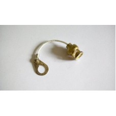 CLANSMAN BNC PROTECTIVE CAP AND CORD