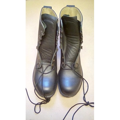 GENUINE ISSUE BLACK ASSAULT BOOTS SIZE 10L