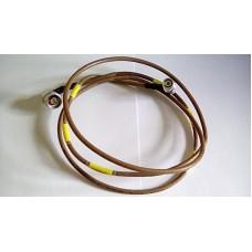 BOWMAN ECM RF CABLE ASSY N TYPE  TO TNC  170LG (BROWN)