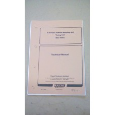 RACAL BCC540G TECHNICAL MANUAL