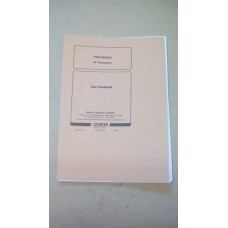 RACAL SYNCAL 2000 PRM4790A USER HANDBOOK