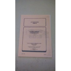 RACAL THALES PRM4790 TECHNICAL MANUAL