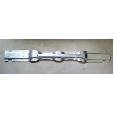 LAND ROVER REAR BODY FLOOR CROSSMEMBER GALVANIZED